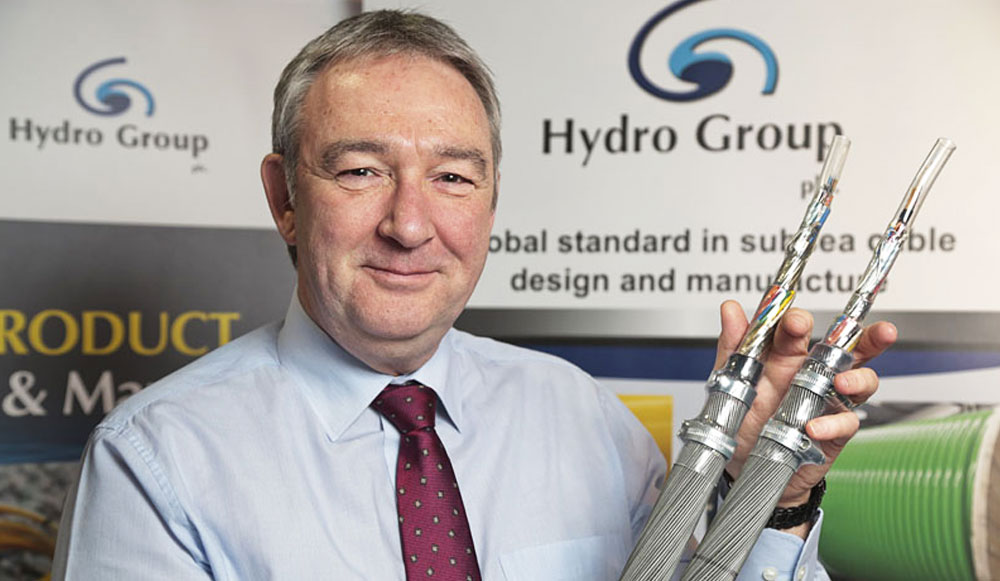 Hydro Group showcases new capabilities at Subsea Expo