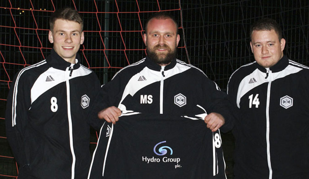 Hydro Group supports local football team with substantial donations
