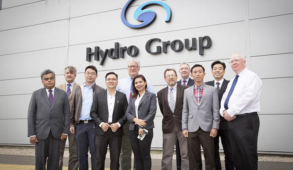 Hydro Group inaugural Business Partner Forum